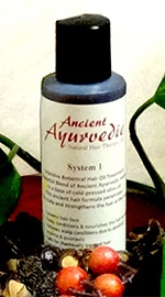Herbal Hair Therapy Oil - System I