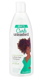 Curls Unleashed Rosemary & Coconut Sulfate-Free Shampoo Sulfate-Free Shampoo