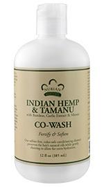 Indian Hemp & Tamanu Strengthen & Grow Moisturizing Co-Wash