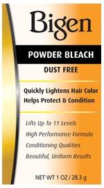 Powder Bleach - Dust Free