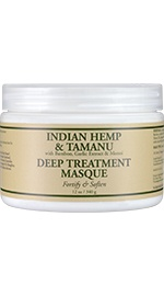 Indian Hemp & Tamanu Grow & Strengthen Treatment Masque