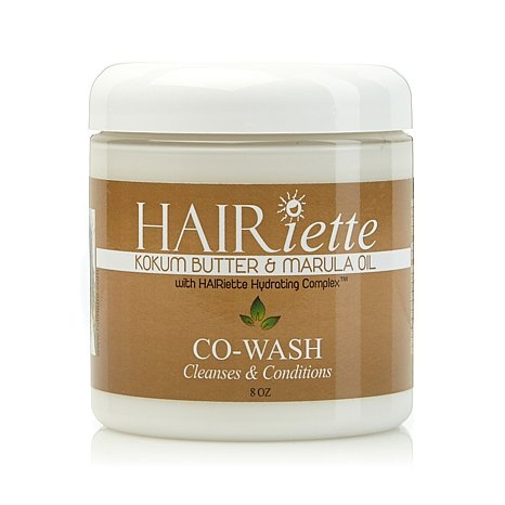 HAIRiette HAIRiette Kokum & Marula Co-Wash