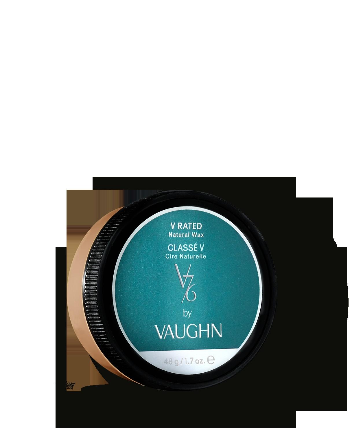 V Rated Natural Wax