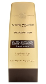 The Gold System - Ultimate Moisture Sulfate Free Shampoo