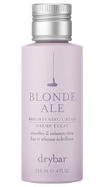 Blonde Ale Brightening Cream