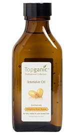 Intensive Oil with Obliphica Oil from Russia - Thin, Brittle & Color Treated Hair