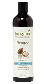 Shampoo with Argan Oil from Morocco - Dry & Colored Hair