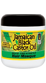 Jamaican Black Castor Oil Deep Treatment Hair Masque