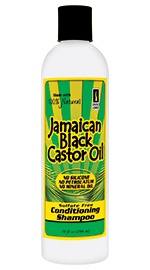 Jamaican Black Castor Oil Sulfate-Free Conditioning Shampoo