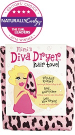 Aquis Mimi's Diva Dryer Hair Towel