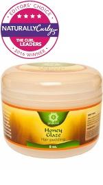 Honey Glaze Hair Pudding