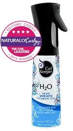 Curl Keeper H20 Water Bottle