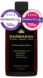 Natural Indian Hair Oil - 6 oz.