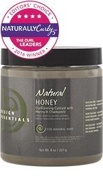 Natural Honey CurlForming Custard