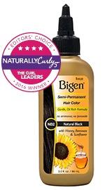 NB2 Natural Black Semi-Perm Hair Color