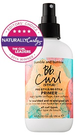 Bb. Curl Pre-Style/Re-Style Primer