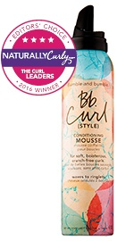 Bb. Curl Conditioning Mousse