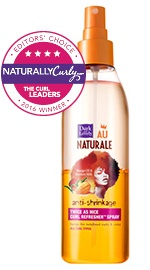 Au Naturale Anti-Shrinkage Twice As Nice Curl Refresher Spray
