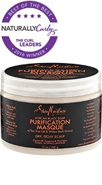 African Black Soap Purification Masque