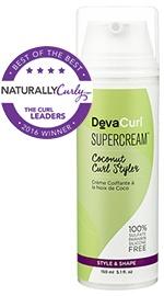 Supercream Coconut Curl Styler