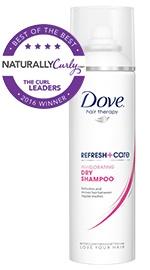 Refresh+Care Invigorating Dry Shampoo