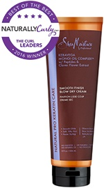 Professional Natural Pro Keratin Care Smooth Finish Blow Dry Cream