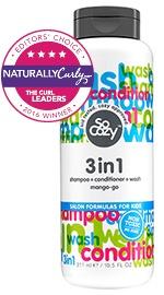 Cinch 3 in 1 Shampoo + Conditioner + Body Wash