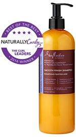 Professional Natural Pro Keratin Care Smooth Finish Shampoo