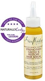 Jamaican Black Castor Oil Strengthen, Grow & Restore Hair Serum