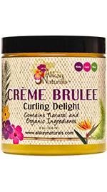 Crème Brulee Curling Delight