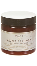 Java Bean & Honey Smoothing Hair Balm