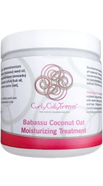 Babassu Coconut Oat Moisturizing Treatment