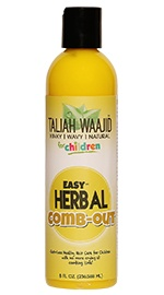 Easy Herbal Comb Out