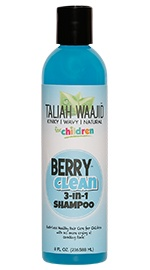 Berry Clean 3-In-1 Shampoo