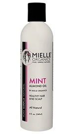 Mint Almond Oil