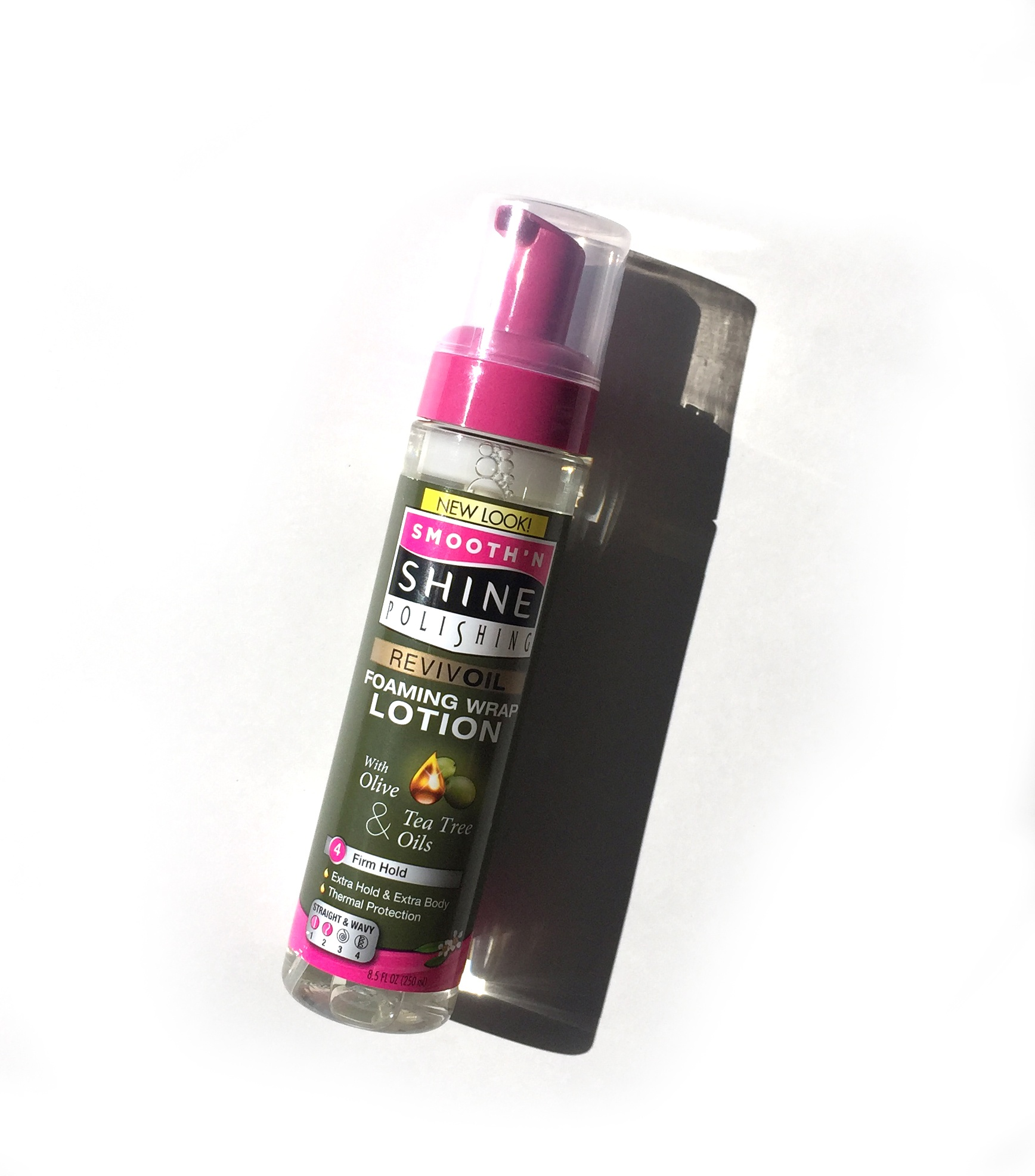 Olive and Tea Tree RevivOil Foaming Wrap Lotion