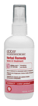 Herbal Remedy Leave-In Treatment Correct Color Protect