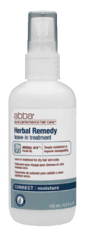 Herbal Remedy Leave-In Treatment Correct Moisture