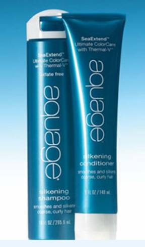 SeaExtend Ulitmate ColorCare with Thermal-V Silkening Shampoo