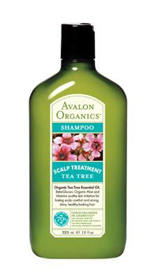 Tea Tree Scalp Treatment Shampoo