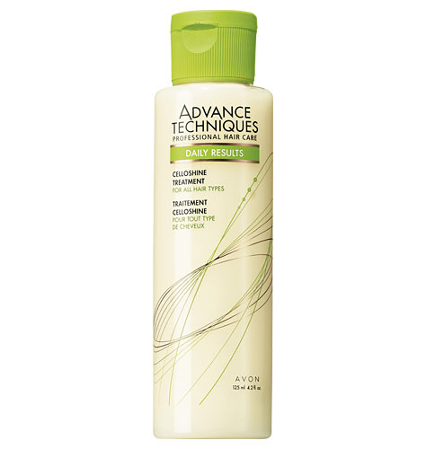 Advance Techniques Daily Results Celloshine Shine Treatment