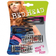 Bed Head Animal Print Metal Clix Clips
