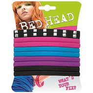 Bed Head Flat no Metal Braided Elastic with Studs