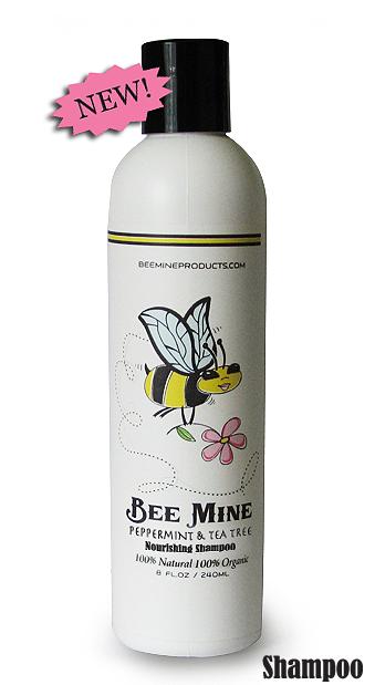Peppermint and Tea Tree Nourishing Shampoo