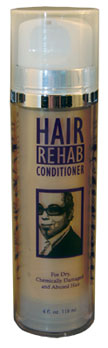 Hair Rehab Conditioner for Dry, Chemically Damaged, and Abused Hair