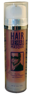 Hair Rehab Masque for Dry, Chemically Damaged, and Abused Hair