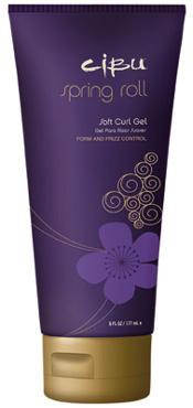 Spring Roll Soft Curl Gel