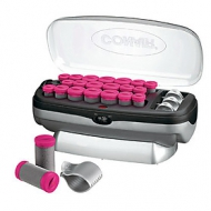 Conair Instant Heat Multi-Sized Hot Rollers with Heated Clips