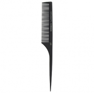 Cricket Carbon Combs C50 Fine Toothed Rattail Comb