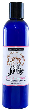 Curl Assurance Gentle Cleansing Shampoo